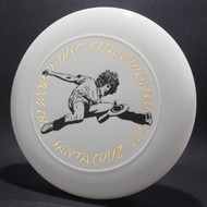 82 World Disc Championships V DB SCCA White w/ Black Matte and Gold Foil