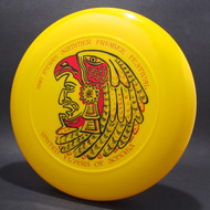 Sky-Styler UFOS 81 Indian Summer Yellow w/ Red Foil and Black Matte-NT