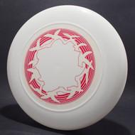 Birds Special Edition Freeflight White w/ Red Matte & Gold Metallic