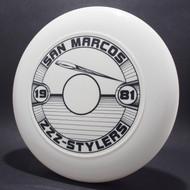 Sky-Styler San Marcos ZZZ-Stylers 1981 White w/ Black Matte