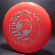 1980 FPA New World Tour Orange w/ Metallic Silver-T80