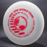 1980 FPA New World Tour Clear w/ Red Matte-TR
