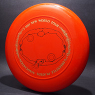 1981 FPA New World Tour Orange w/ Metallic Gold and Black Matte- NT