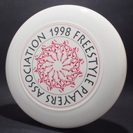 1998 FPA Tour Disc White w/ Red Matte and Black Matte Text