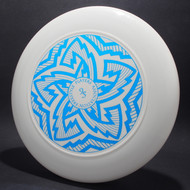 Sky-Styler FPA 1995 Tour Disc White w/ Metallic Blue