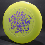 FPA 1997 Tour Disc Neon Green w/ Metallic Purple