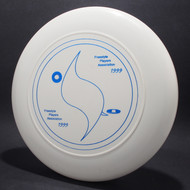 FPA 1999 Tour Disc White w/ Metallic Blue