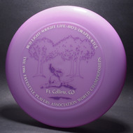 1986 FPA World Championships Purple w/ Metallic Silver and Purple Matte