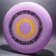 Sky-Styler Sun Purple w/ Yellow Matte Sun and Black Matte Ring - TR