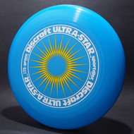 UltraStar StarBurst Blue w/ White and Yellow Matte