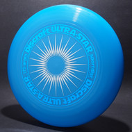 UltraStar StarBurst Blue w/ Metallic Blue and White Matte