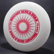 UltraStar StarBurst White w/ Red  Matte - NR