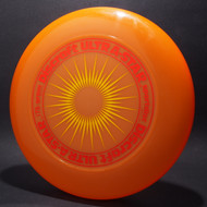 UltraStar StarBurst Orange  w/ Metallic Red and Yellow Matte - NR