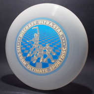 UltraStar Players Grid Clear w/ Metallic Gold and Metallic Blue