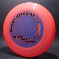 UltraStar Player Pink w/ Black and Blue Matte