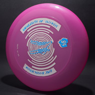 UltraStar 1985 Univ of Illinois  Pink w/ Metallic Blue and White Matte