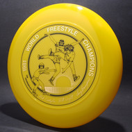 Sky-Styler Coloradicals 81 World Freestyle Sig Yellow w/ Black Matte and Gold Foil