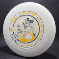 Sky-Styler Coloradicals 81 World Freestyle Sig White w/ Black Matte and Yellow