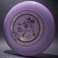 Sky-Styler Coloradicals 81 World Freestyle Sig Purple w/ Black Matte and Gold Metallic