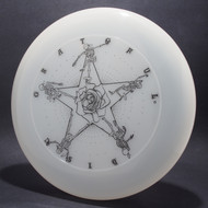 Sky-Styler Grateful Disc Skeletons Clear