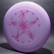Sky-Styler Grateful Disc Skeletons Purple