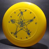 Sky-Styler Grateful Disc Skeletons Yellow