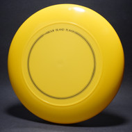 Sky-Styler Harbor Island Players Yellow w/ Black Matte Top View