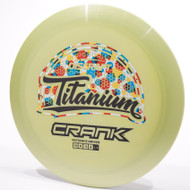 Discraft Titanium Crank Top View