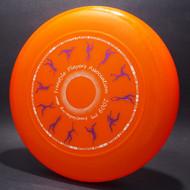 Sky-Styler 2009 FPA World Title Bright Orange w/ White Matte and Metallic Purple - T80 - Top View
