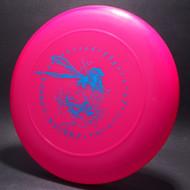 Sky-Styler UFOS Indian Summer 94 Hot Pink w/ Metallic Blue - T90 - Top View
