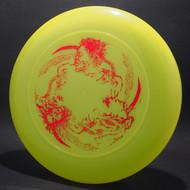 Sky-Styler Rasta Trio Bright Yellow w/ Metallic Red - T80 Top View