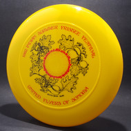 Sky-Styler United Flyers of Sonoma (UFOs) 82 Indian Summer Yellow w/ Red and Black Matte - T80 - Top View