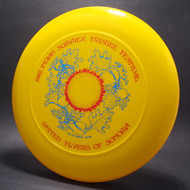 Sky-Styler United Flyers of Sonoma (UFOs) 82 Indian Summer Yellow w/ Metallic Blue and Red Matte  - T80