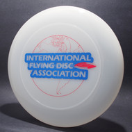 Sky-Styler International Flying Disc Association Clear w/ Red and Blue Matte