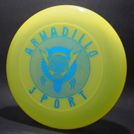 Sky-Styler Armadillo Sport Bright Green w/ Metallic Blue - T80 - Top View