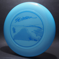 Sky-Styler Stinson Butterfly Translucent Blue w/ Metallic Blue - T80 - Top View