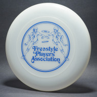 Sky-Styler FPA Original Freestyle Players Association Logo Clear w/ Blue Matte T80