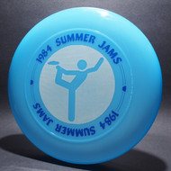 Sky-Styler 1984 Summer Jams Blue w/ White and Blue Matte - T80 - Top View