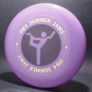 Sky-Styler 1984 Summer Jams Purple w/ Metallic Gold and Black Matte - T80 - Top View