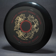 Sky-Styler United Flyers of Sonoma (UFOs) 82 Indian Summer Black w/ Metallic Gold and Red Matte - T80 Top View