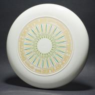 Sky-Styler Rare Stock 3-Color Spirograph White w/ Gold Metallic, Green & Yellow Matte NT