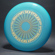 Sky-Styler Rare Stock 3-Color Spirograph Blue w/ Gold Metallic, Red & Yellow Matte NT