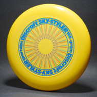Sky-Styler Rare Stock 4-Color Spirograph Yellow w/ Blue Metallic, Red, Blue Matte & Gold Metallic NT