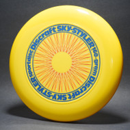 Sky-Styler Rare Stock 4-Color Spirograph Yellow w/ Blue Matte, Red, Orange Matte & Gold Metallic NT