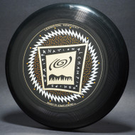 UltraStar 1994 UPA National Championships Black w/ White Matte, Metallic Gold and Metallic Copper Top View