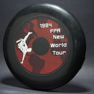 SKY-STYLER FPA '84 tour disc  Black w/  silver metallic & red matte -T80