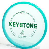 LATITUDE 64 OPTO Keystone Blue Top View