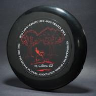 SKY-STYLER 80's '86 FPA Worlds Black w/  Metallic Silver & Red -T80