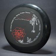 SKY-STYLER GRATEFUL DISC '85 Black w/  White & Red Matte - T80
