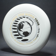 1980 FPA New World Tour White w/ Metallic Gold and Black Matte - TR Top View